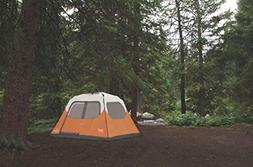 Coleman NEW Outdoor Camping Waterproof 6 Person Instant Tent