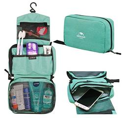 Cosmetic Case Organizer Bag for Travel - Makeup Toiletry Tra