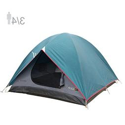 NTK Cherokee GT 3 to 4 Person 7 by 7 Foot Sport Camping Dome