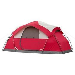 Coleman Cimmaron 8-Person Modified Dome Tent, 14' x 8'