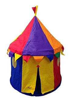 Circus Tent Play Structure