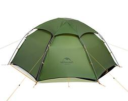 Naturehike Cloud-Peak Ultra-Light 2 Person 4 Season Tent
