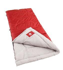 Coleman Cold Weather Rectangular Sleeping Bag, Palmetto Cool