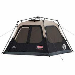 Cole man 4-Person Cabin Tent with Instant Setup | Cabin Tent