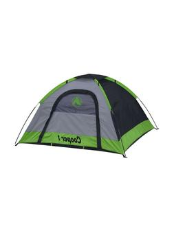 Gigatent Cooper 2-person Tent green/gray 5' x 5'