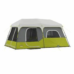 CORE 9 Person Instant Cabin Tent 14ft x 9ft Family Tent, New
