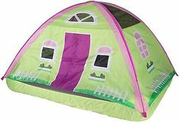 Pacific Play Tents Kids Cottage House Bed Tent Playhouse - F