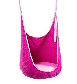 HearthSong® Cozy HugglePod Hanging Hammock Lounge Chair for