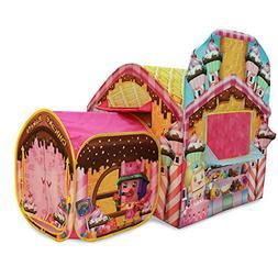 Playhut Cubetopia Bakery Shoppe Play Tent