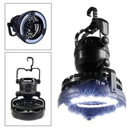 iMBAPrice Deluxe Outdoor Camping Lantern 2-In-1 Combo 18 Sup