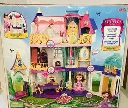 Disney Sofia the First Enchancian Castle 3' Tall Doll House