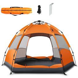 DOC 1 Min Setup Pop Up Beach Tent Sun Shelter UV Protection