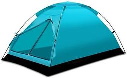 Alvantor Dome Outdoor Tent for 2 people with Carry Bag Light