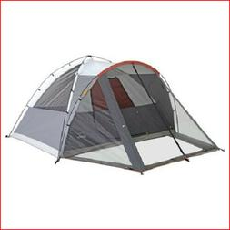 dome tent screened porch sleeps 6 setup
