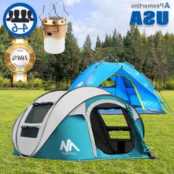 double layer instant pop up tent outdoor