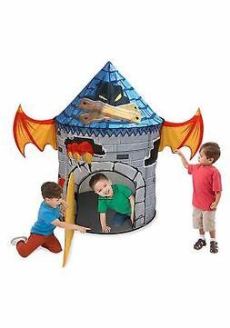 Playhut Dragon Castle Play Tent, Green