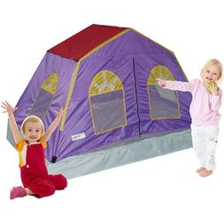 """GigaTent Dream House """"Size Twin"""" Play Tent / Bed"""