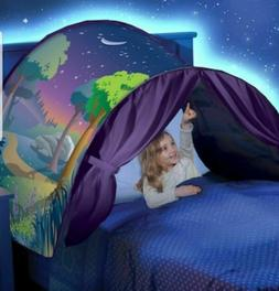Dream Tents Baby Foldable Fantasy Forest Twin Bed Playing Te