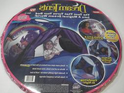 Ontel Dream Tents Unicorn Fantasy NEW Kids Twin Size As Seen