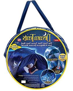 New! DreamTents Fun Pop Up Tent - Space Adventure - As Seen