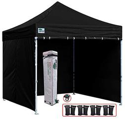 Eurmax 10'x10' Easy Pop-up Canopy Commercial Instant Party T
