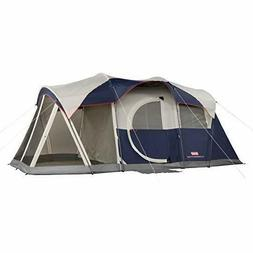 Coleman Elite WeatherMaster 6 Screened Tent,Multi Colored,6L