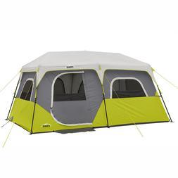 """Core Equipment 13' x 9' Instant Cabin Tent 74""""H Sleeps 8"""