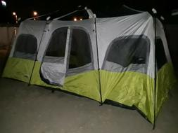 CORE Equipment 18' x 10' Instant Cabin Tent, Sleeps 12