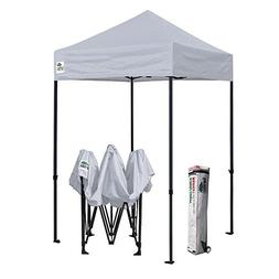 Eurmax 5x5 Ez Pop up Canopy Outdoor Instant Tent with Deluxe