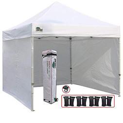 Eurmax 10u0027x10u0027 Ez Pop-up Canopy Tent Com.  sc 1 st  tentsi & Tent Sides Tents | Tentsi.com