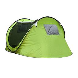 Ezyotudoor 88''x48''x37' Instant Pop-Up Tent - Automatic Set