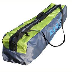 Family Camping Hiking Instant Tent 2 Usage Double Layer Auto