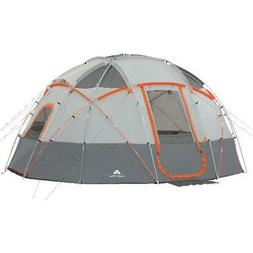 Ozark Trail 16 x 16 Sphere Camping Tent, Sleeps 12 Person