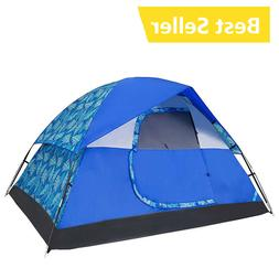 Alvantor Family Camping Tents 4 People Waterproof Tents Easy