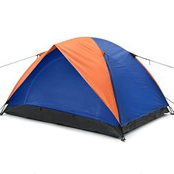 Family Tent Camping Folding Equipment Outdoor Hiking Gear 2