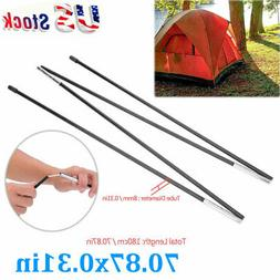 Fiberglass Camping Tent Pole Bars for Double Tents Support R