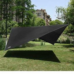 fly tent camping rain tarp canopy waterproof