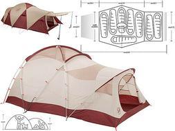 Big Agnes Flying Diamond 8 Person Tent! 3+ Season Car Campin
