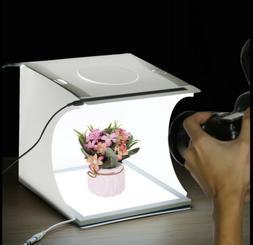 Foldable Portable Mini Photo Light Box Studio Home Photograp