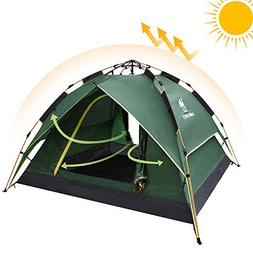 Camel Fourth-generation Automatic Hydraulic Tent for 2-3 Per