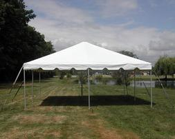 Celina Tent Frame Tent Package 20'X20' All White Top, One Pi