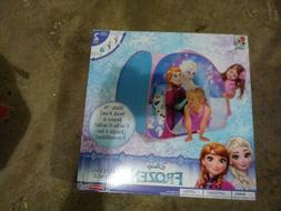 Disney Frozen Dazzling Cottage Play Tent New In Box