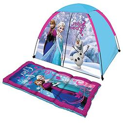 Disney Frozen Discovery Camp Set, Includes Tent & Sleeping B