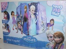 Disney Frozen NIB Play Hut Mega Castle Tent EZ Twist Pop Ope