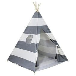 Dream House Preschool Hideaway and Hideout Wigwam Tent