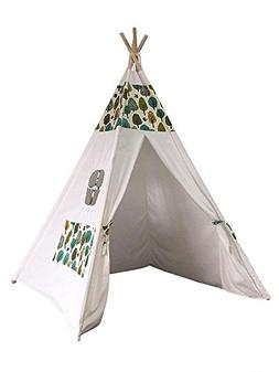 Dream House Fun Kids Indoor Play Indian Teepee Tent Preschoo