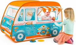 Fun2Give Food Truck play Tent Pop It Up - BRAND NEW