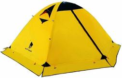 GEERTOP Backpacking Tent 2 Person 4 Season Camping Tent Doub