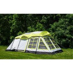 Tahoe Gear Glacier 14 Person 3-Season Family Cabin Camping T