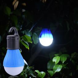 Hanging LED Camping Tent Light Bulb Hike Fishing Lantern Out